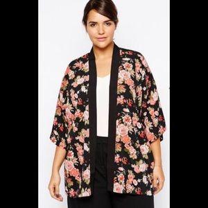 ASOS Junarose Floral Kimono